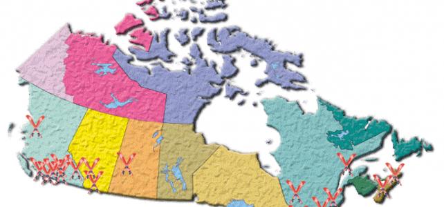 Events Across Canada