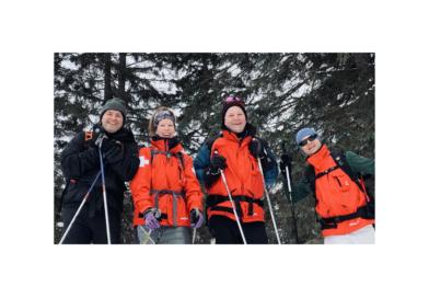 Experience the Canadian Ski Patrol