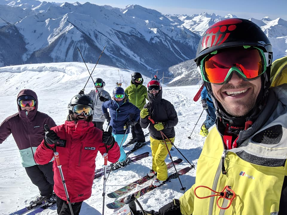 Mountain Division legendary Ski Improvement Clinic to continue in Jan, Feb, 2021