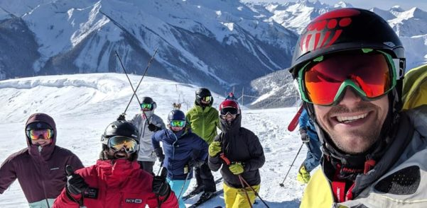Register Now for 2020 Ski Improvement Clinic