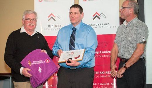 Lifesaving Award – Dean James Innes (Edmonton Zone)