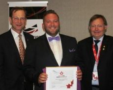 Lifesaving Award – Mark Nodwell, Calgary Zone