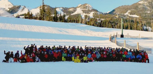 2017 Mountain Division Ski Improvement Clinic the best ever
