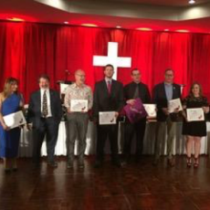 Lifesaving Award – Christopher Blair, Corbee Dutchburn, Jessica Lemmon, Al McInnis, Ana Mera, Alex Perrot, Doug (Ralph Douglas) Robertson, Dave Shelley, Colin Storey, Blair Wallhouse