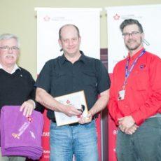 Lifesaving Award – Carey Rowntree (Southern Alberta Zone)