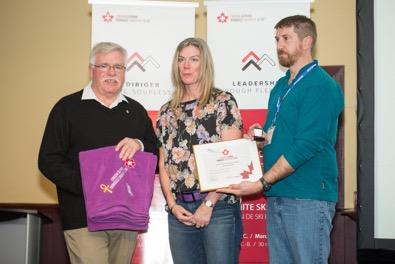 CSP Lifesaving Award – Michelle Ingall (Greater Vancouver Zone)