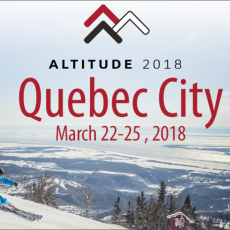 Altitude 2018: Reach new heights with the CSP in Quebec City