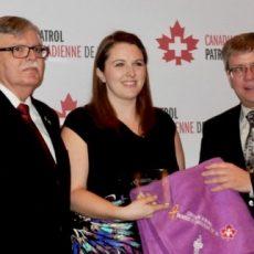 Lifesaving Award – Jacqueline McIlmoyl (Qu'Appelle Zone)