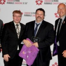 Lifesaving Award – Martin Plante (Quebec Zone)