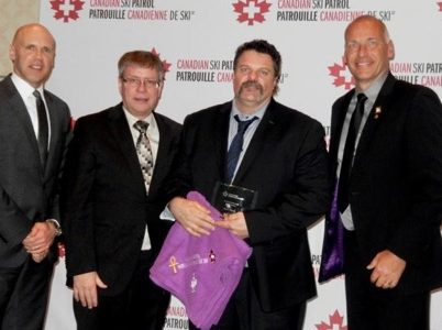 Lifesaving Award – Martin Plante (Quebec Zone)