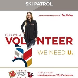 Red Deer Zone seeks patroller support for 2019 Canada Winter Games