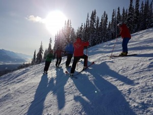An epic 2019 winter trip: the legendary Mountain Division Ski Improvement Clinic